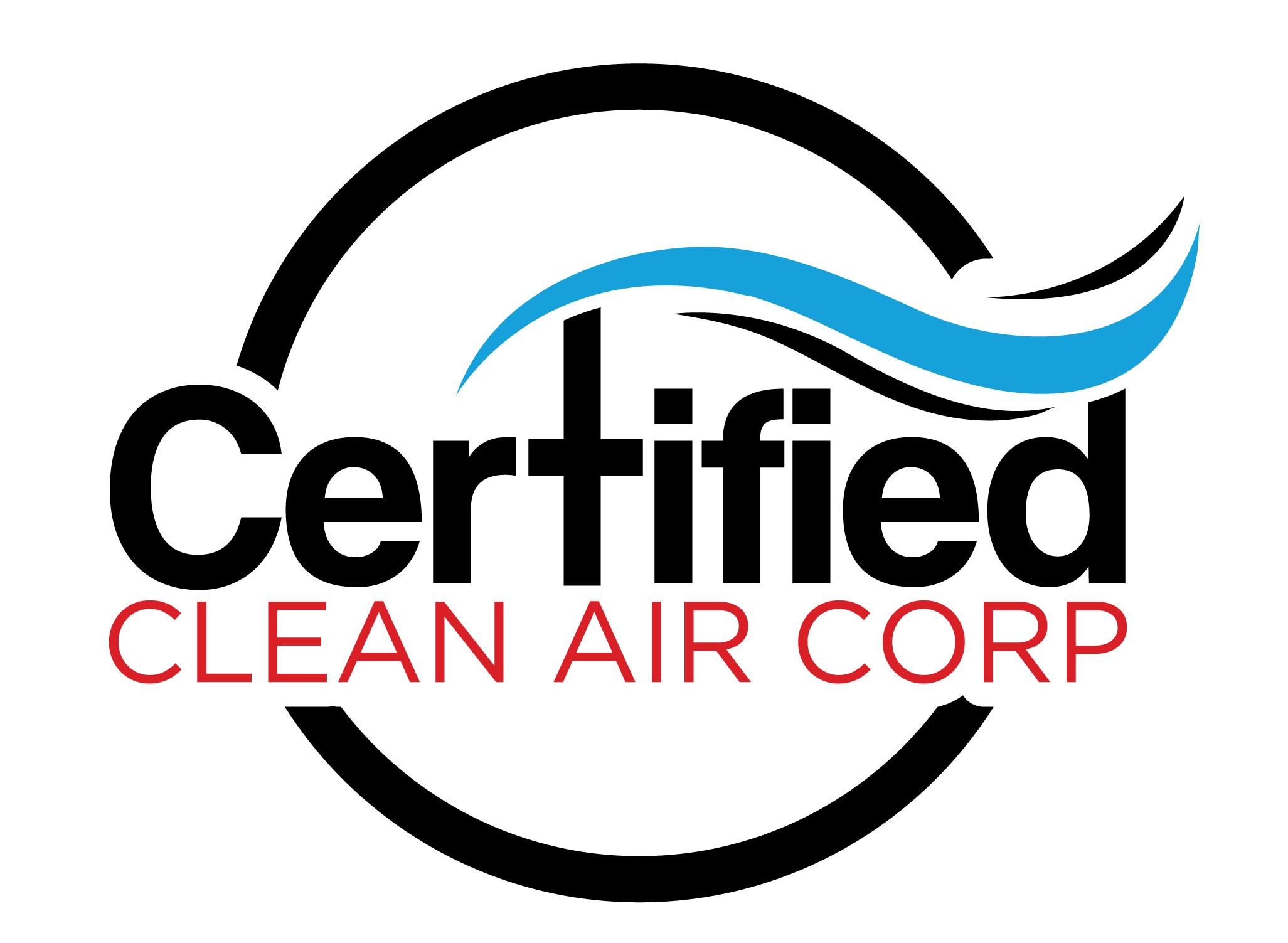 Certified Clean Air Corp-Black