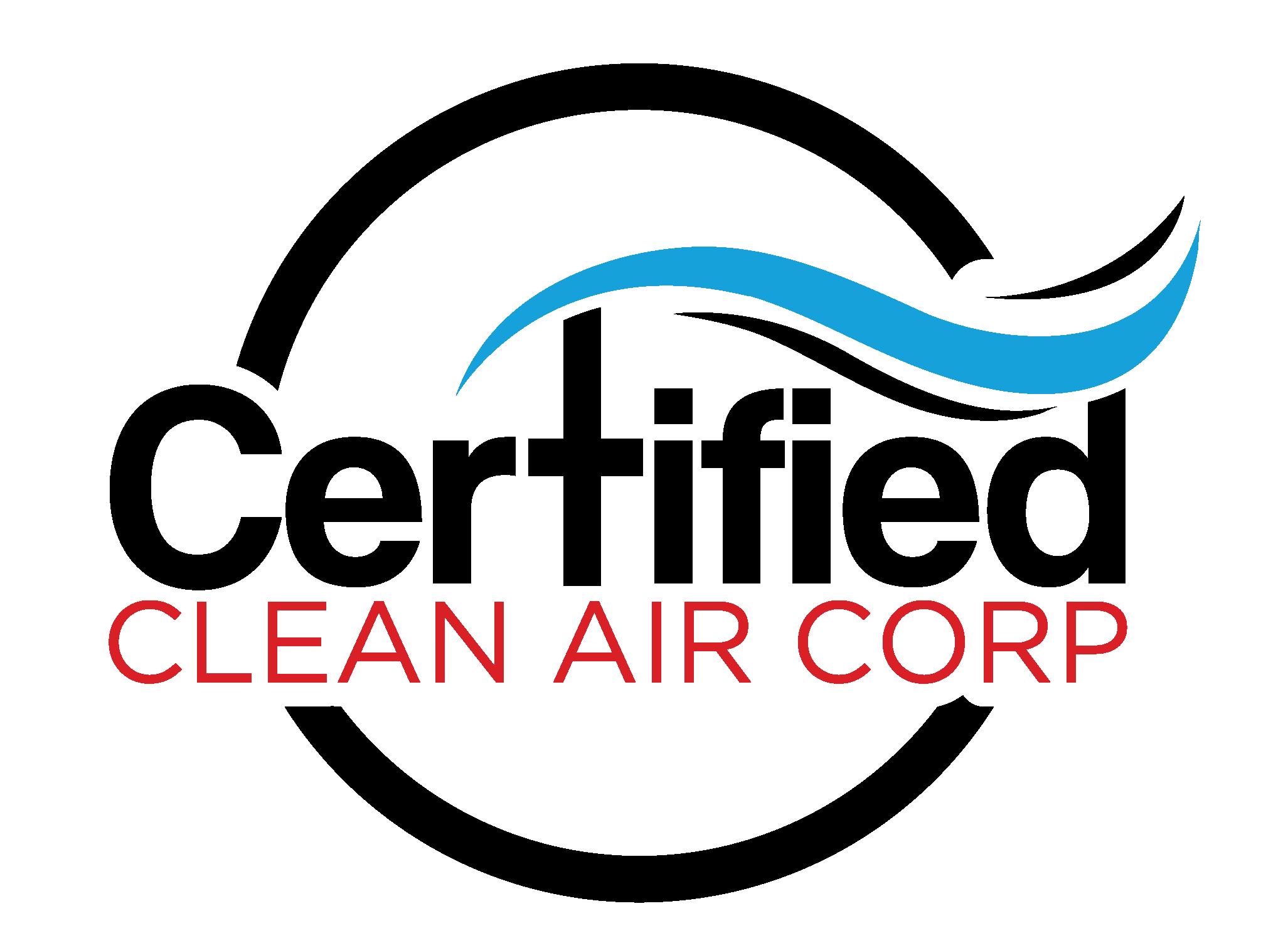Certified Clean Air Corp Logo